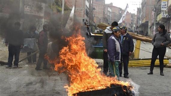 Bộ Ngoại giao Mỹ ra cảnh báo hạn chế đi lại tới Bolivia