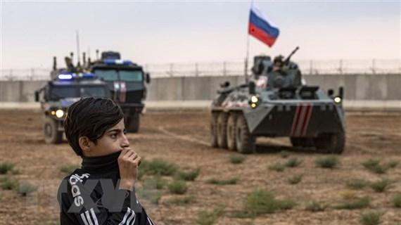 Thổ Nhĩ Kỳ, Nga tổ chức cuộc tuần tra chung thứ 6 ở miền Bắc Syria