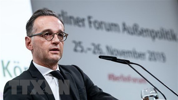 Đức phản đối các biện pháp của Mỹ về đường ống Dòng chảy phương Bắc 2