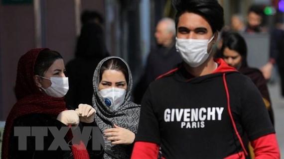Bộ Y tế Iran bác tin ít nhất 210 người tử vong vì COVID-19