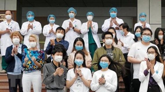 Việt Nam hợp tác và sẻ chia với cộng đồng quốc tế ngăn chặn đại dịch