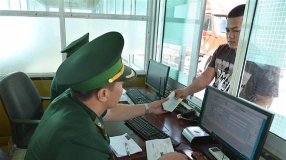 Quy định chi tiết về đối tượng, trình tự cấp giấy thông hành