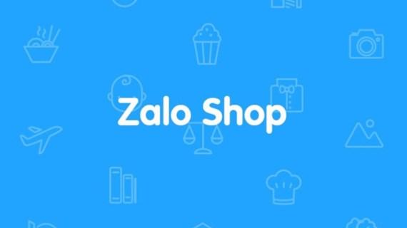 Ngoài Zalo Bank, Zalo Shop cũng chưa được Bộ Công Thương cấp phép