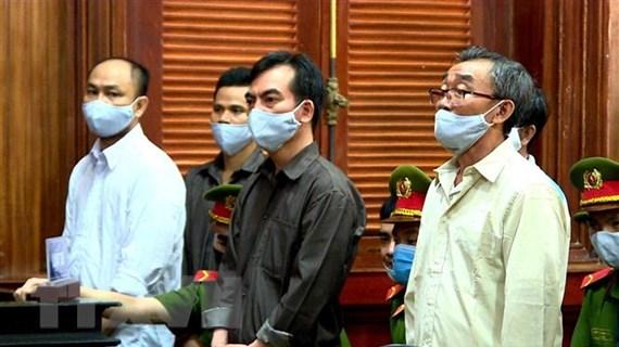 Nhóm khủng bố gây nổ ở trụ sở cơ quan công an nhận bản án nghiêm khắc