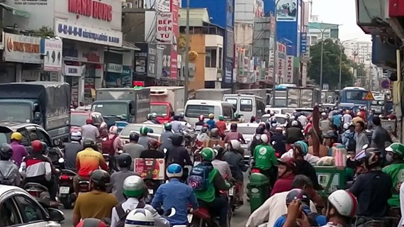 TP Hồ Chí Minh nỗ lực giảm phát thải khí nhà kính: Hành trình gian khó