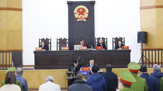 Xét xử ông Vũ Huy Hoàng: Lần thứ 2 hoãn phiên tòa do thiếu nhiều người