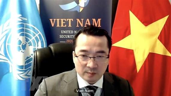 Việt Nam kêu gọi cộng đồng quốc tế thống nhất trong hỗ trợ Syria