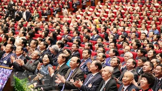 Truyền thông quốc tế đưa tin về lễ khai mạc Đại hội XIII của Đảng