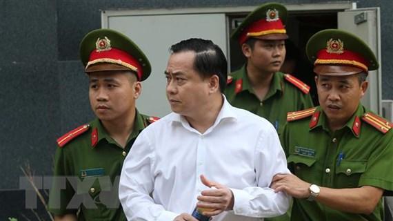 Bộ Công an khởi tố Phan Văn Anh Vũ về tội 'đưa hối lộ'