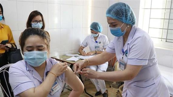 Không có ca mắc mới, hơn 67.000 người đã được tiêm vaccine COVID-19