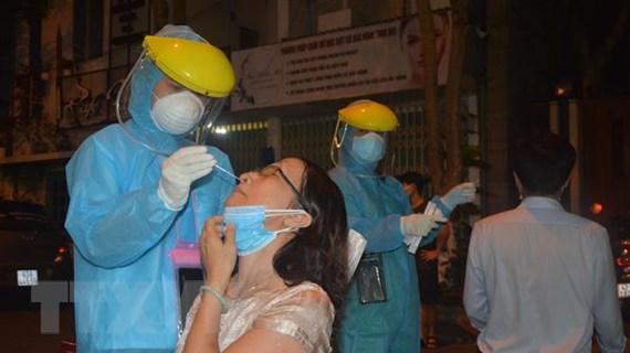 Đà Nẵng, Điện Biên khẩn trương truy vết, xét nghiệm ngay trong đêm