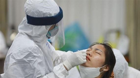 Việt Nam ghi nhận thêm 184 ca mắc COVID-19 trong ngày 17/5