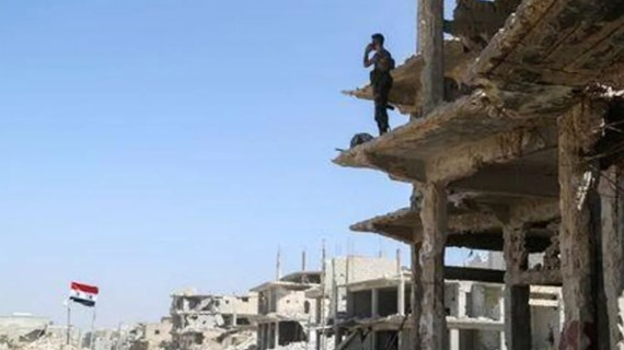 Syria và Jordan thảo luận về vấn đề ổn định biên giới hai nước