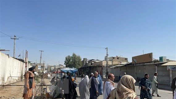 IMF nhận định về những nguy cơ khi kinh tế Afghanistan sụp đổ