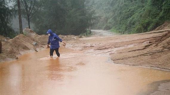 Triển khai công tác khắc phục hậu quả mưa lũ để sớm ổn định đời sống