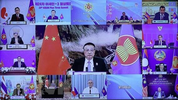 Hướng tới xây dựng cộng đồng Đông Á do ASEAN làm động lực