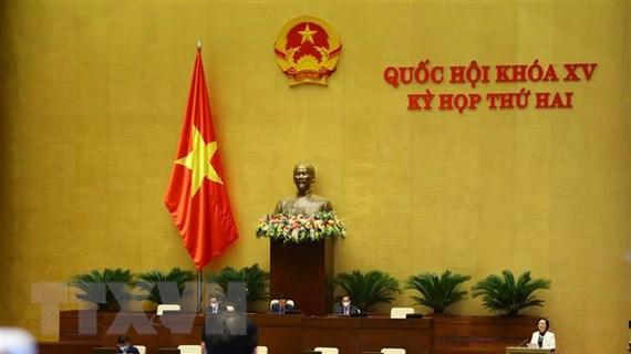 Quốc hội sẽ thảo luận dự án Luật Thi đua, khen thưởng và Luật Điện ảnh