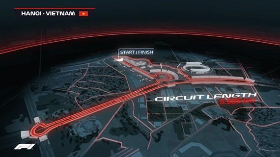 Chính thức mở bán toàn bộ các hạng vé chặng đua F1 tại Việt Nam