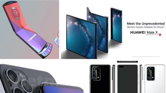 Loạt smartphone được trông đợi nhất thị trường Việt trong năm 2020