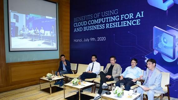 Việt Nam đang ở giai đoạn tốt nhất để bùng nổ điện toán đám mây và AI