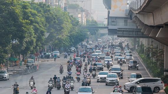 Phố phường Hà Nội ngày đầu khi kết thúc đợt giãn cách thứ 4