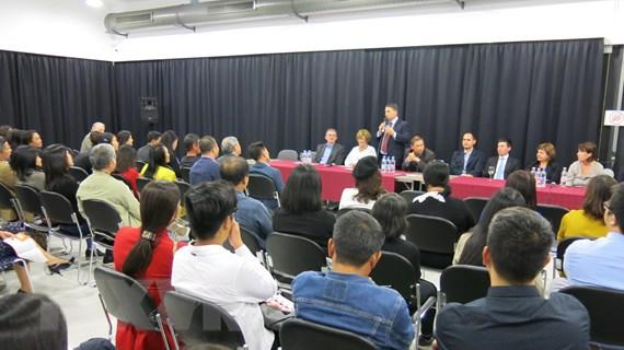 Cử tri Việt tổ chức mạn đàm nhân bầu cử địa phương Hungary