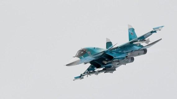 Nga bác tin máy bay chiến đấu xâm phạm không phận nước khác