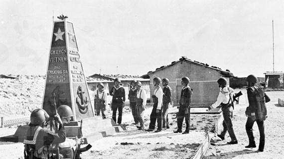 [Photo] 45 năm ngày giải phóng đất nước: Giải phóng quần đảo Trường Sa