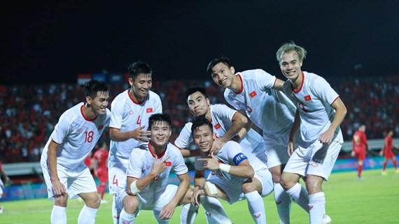 Đội tuyển Việt Nam chấm dứt 20 năm không thắng Indonesia
