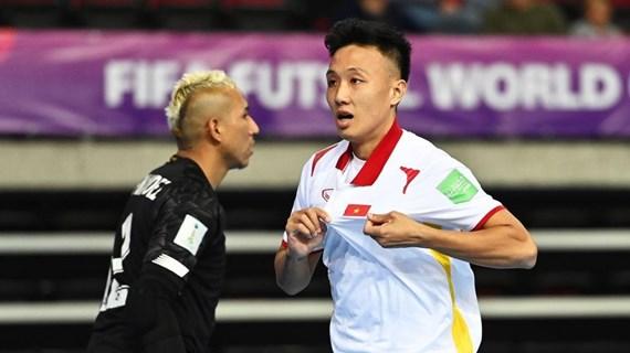Đánh bại Panama, tuyển futsal Việt Nam nhận thưởng nóng 500 triệu đồng