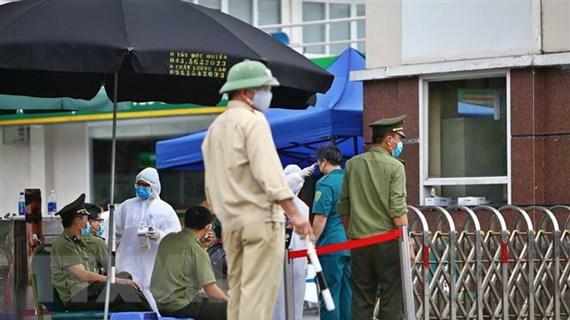 Hà Nội tăng tốc khoanh vùng, cách ly nguy cơ lây nhiễm từ Bạch Mai
