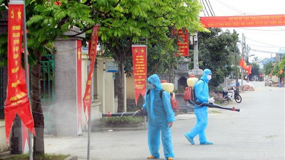 Việt Nam ghi nhận thêm 15 ca mắc COVID-19 do lây nhiễm trong nước