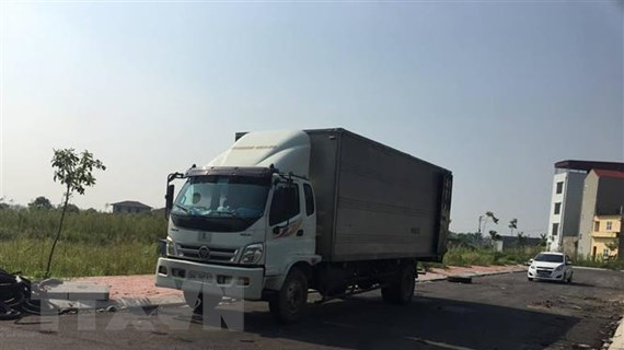 Phát hiện nhiều dầu thải còn lưu trữ tại Công ty gốm sứ Thanh Hà