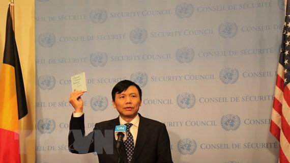 Tròn 44 năm Việt Nam gia nhập Liên hợp quốc: Những hình ảnh lịch sử