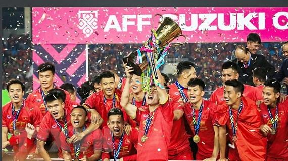 Đội tuyển Việt Nam nằm ở bảng đấu khó cùng Malaysia tại AFF Cup 2020