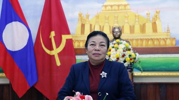Lào: Mọi thành tựu của Việt Nam đều nhờ vào sự lãnh đạo của Đảng