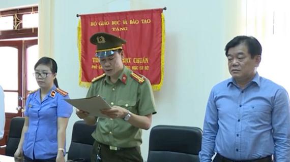 Ban Bí thư quyết định thi hành kỷ luật Giám đốc Sở GDĐT Sơn La