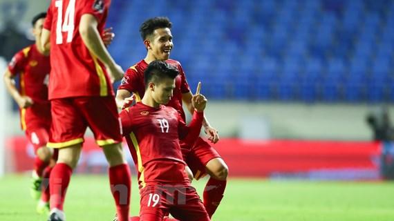 Đội tuyển Việt Nam lập kỳ tích lần đầu vào vòng loại thứ 3 World Cup