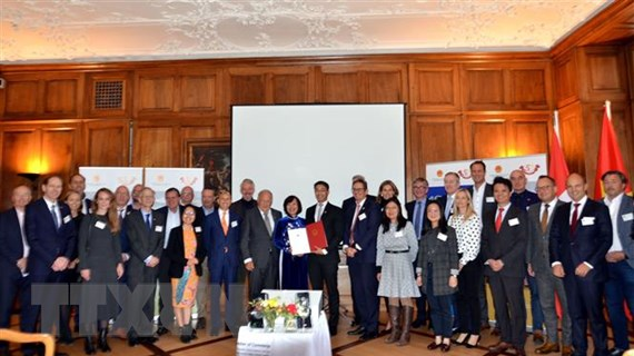 Doanh nghiệp Thụy Sĩ: Kinh tế Việt Nam sẽ duy trì tốc độ tăng nhanh