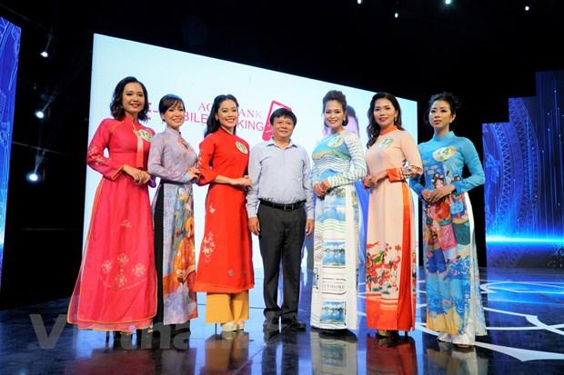 Dai dien VTV doat danh hieu Hoa khoi Press Green Beauty 2019 hinh anh 7
