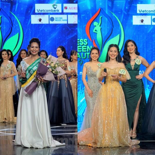 Dai dien VTV doat danh hieu Hoa khoi Press Green Beauty 2019 hinh anh 4