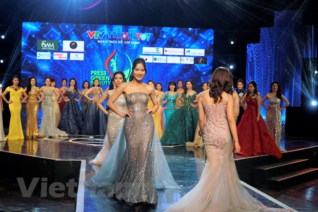 Dai dien VTV doat danh hieu Hoa khoi Press Green Beauty 2019 hinh anh 5