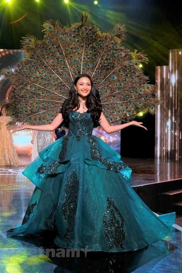 Dai dien VTV doat danh hieu Hoa khoi Press Green Beauty 2019 hinh anh 3