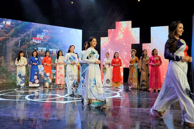 Dai dien VTV doat danh hieu Hoa khoi Press Green Beauty 2019 hinh anh 6