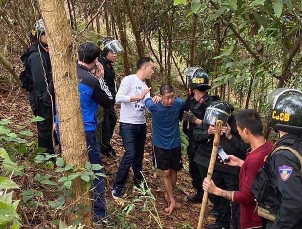 Da bat duoc nghi pham chem 6 nguoi thuong vong tai Thai Nguyen hinh anh 1