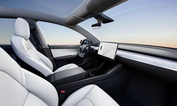 Tesla bat dau san xuat Model Y, du kien giao xe vao thang 03/2020 hinh anh 1