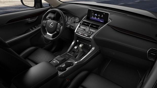 Lexus NX 300 phien ban 2020 ra mat tai Viet Nam, gia 2,56 ty dong hinh anh 1