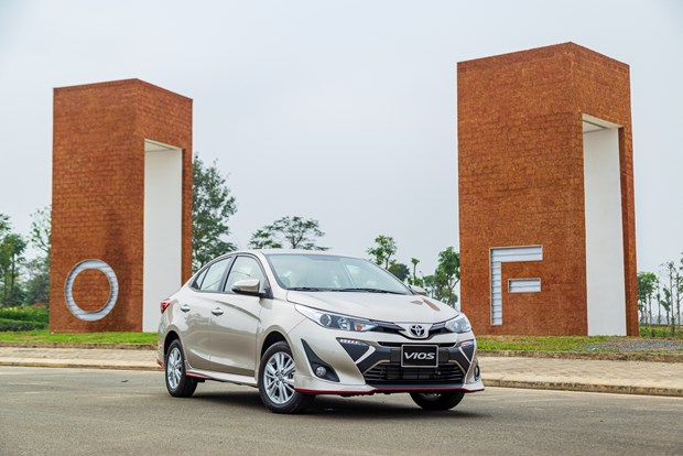 Toyota Vios tro lai ngoi dau, Hyundai Tucson rot top 10 xe ban chay hinh anh 1