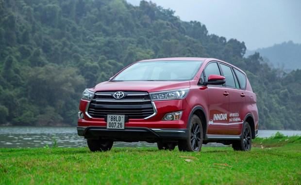 Toyota Vios tro lai ngoi dau, Hyundai Tucson rot top 10 xe ban chay hinh anh 6