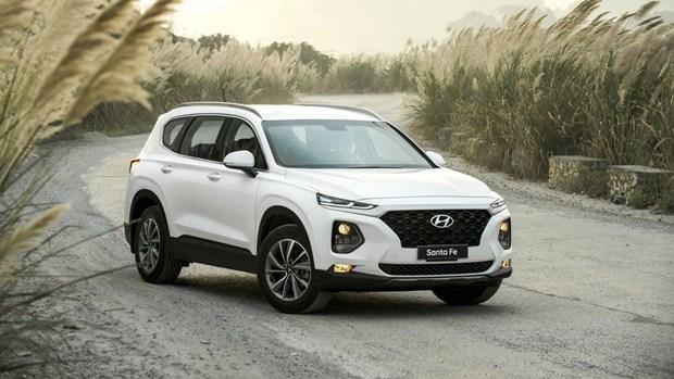 Toyota Vios tro lai ngoi dau, Hyundai Tucson rot top 10 xe ban chay hinh anh 7